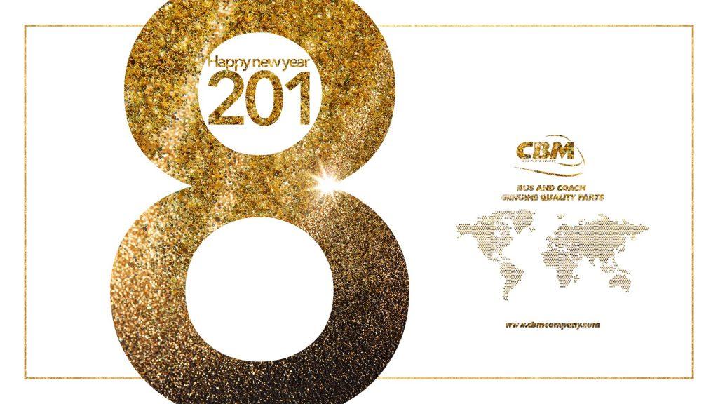 Carte de voeux CBM 2018