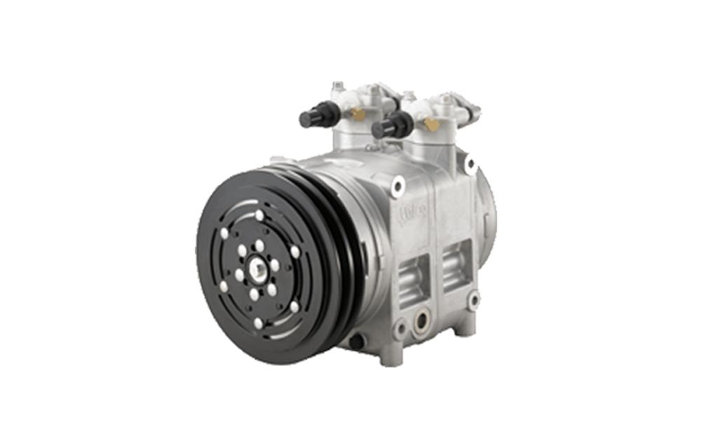 Compresseur TM-65 Valeo : système de climatisation pour véhicules de transport en commun