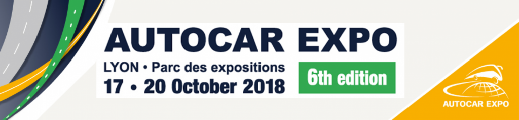 "CBM is taking part in the sixth ""AUTOCAR EXPO 2018"" trade fair."