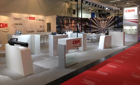 CBM expose au Salon Busworld Europe