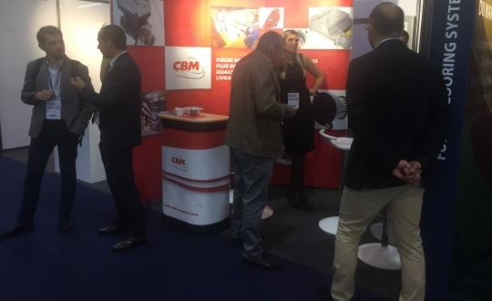CBM na targach AUTOCAR EXPO 2018