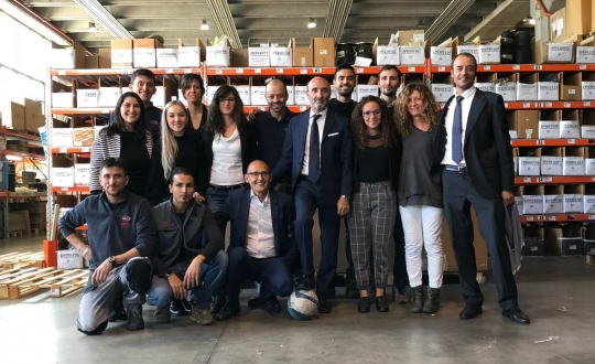CBM în Italia: VAR sărbătorește 8 ani