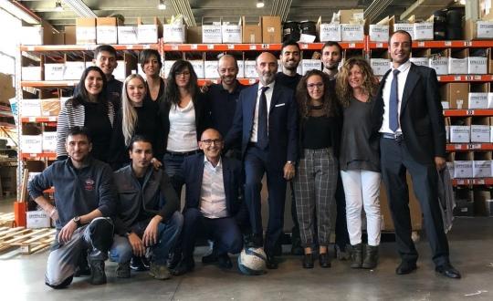 CBM in Italië: VAR viert zijn 8-jarig bestaan