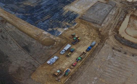 CBM Bauprojekt: Baubeginn
