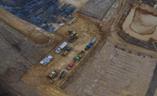 CBM: start of construction work