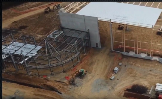 CBM SITE: Update on construction works…
