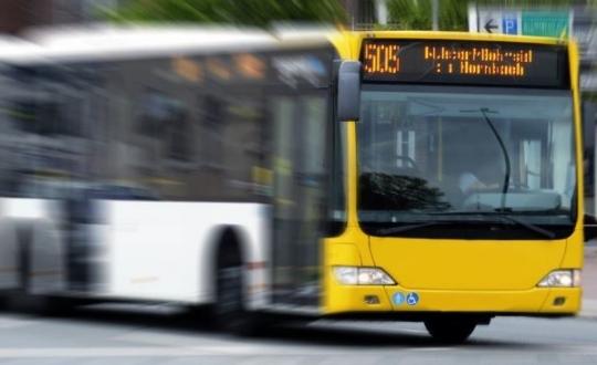 De plus en plus de Bus roulent aux gaz naturel