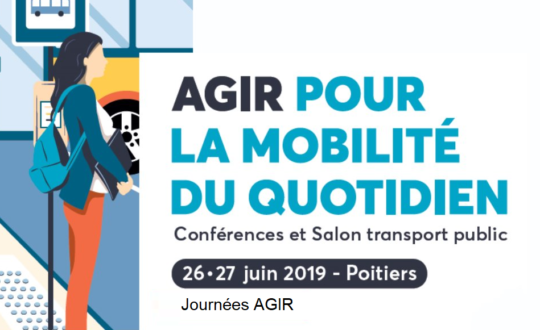 CBM is an exhibitor at the AGIR Days trade show 2019