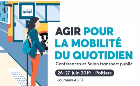 CBM bemant een stand op de Journées AGIR 2019