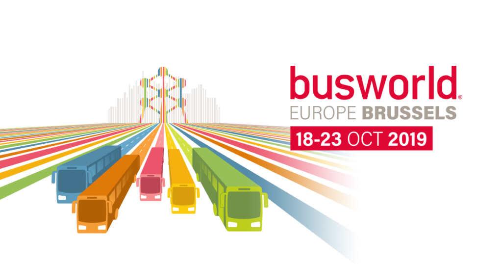 CBM vă așteaptă la salonul Busworld 2019 – la standul 329!