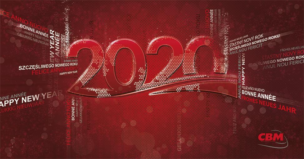 Tous nos collaborateurs vous souhaitent le meilleur pour 2020 !